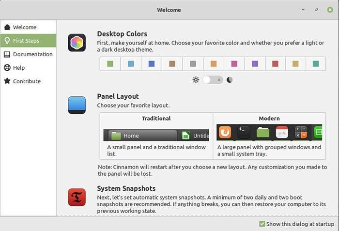 Ubuntu Vs Mint Mint Customization