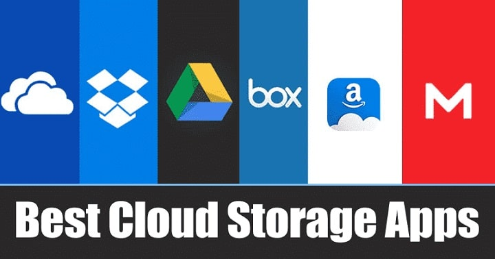 12 Best Cloud Storage Apps For Android & iOS