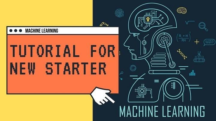 Machine Learning Tutorial For New Starter