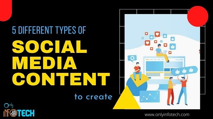 5 Different Types of Social Media Content to Create