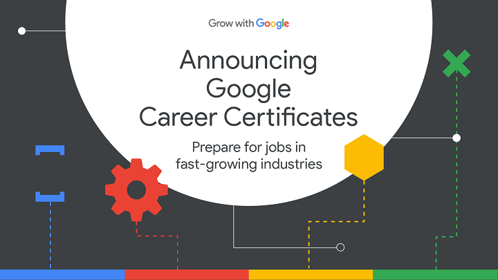 Google Career Certificates Can Replace Four Year Degree