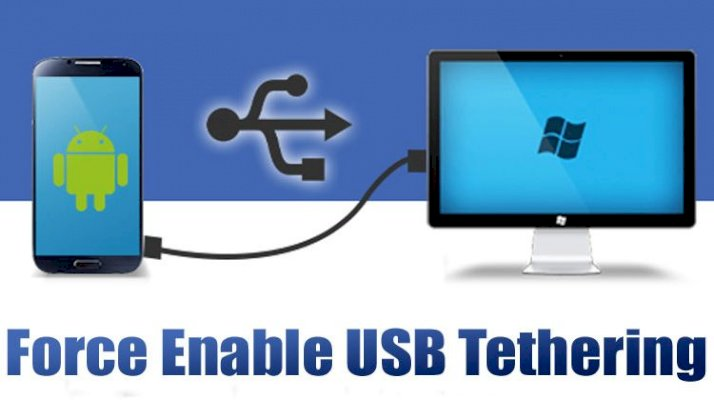 How to Get USB Tethering Working on Android Phone