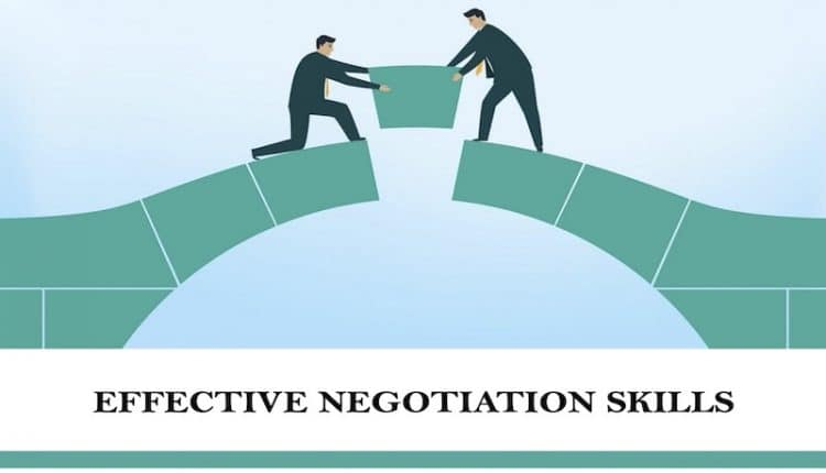 6 Effective Negotiation Skills to Master