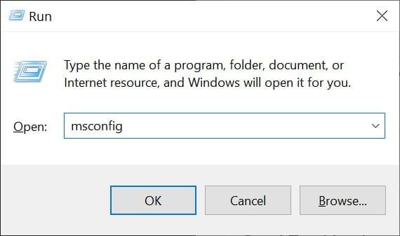 exit Safe Mode on Windows