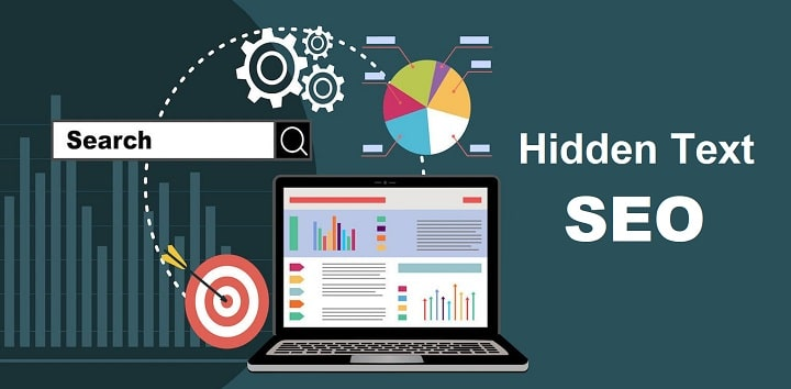 How to Use Hidden Text Strategy for SEO