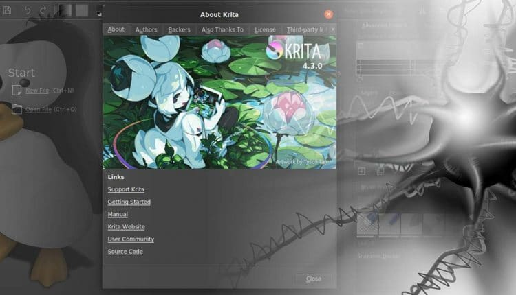 How to Install the Latest Version of Krita in Ubuntu