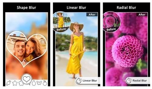DSLR Blur Effects