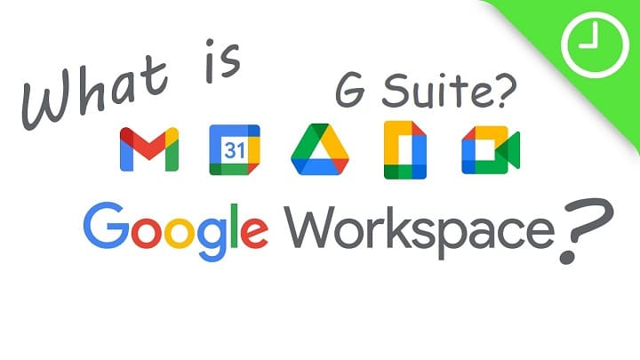 What Is G Suite & What Is Google Workspace?