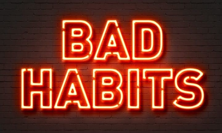 11 Bad Habits You Need To Break If You Want To Be Successful