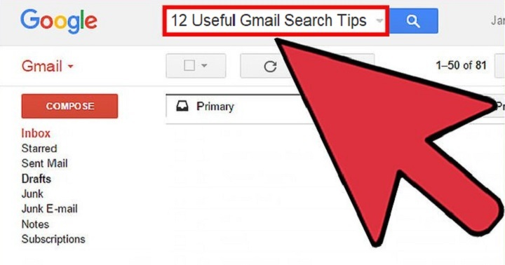 12 Useful Gmail Search Tips to Improve Your Productivity