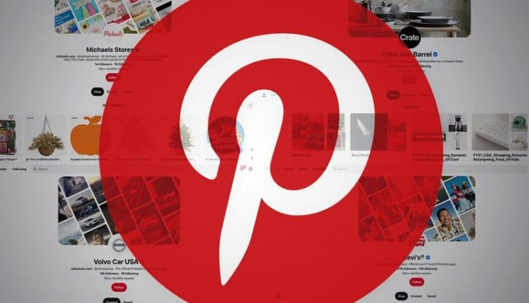Pinterest promised brands from politics on social sites