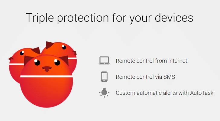 Cerberus Phone Security