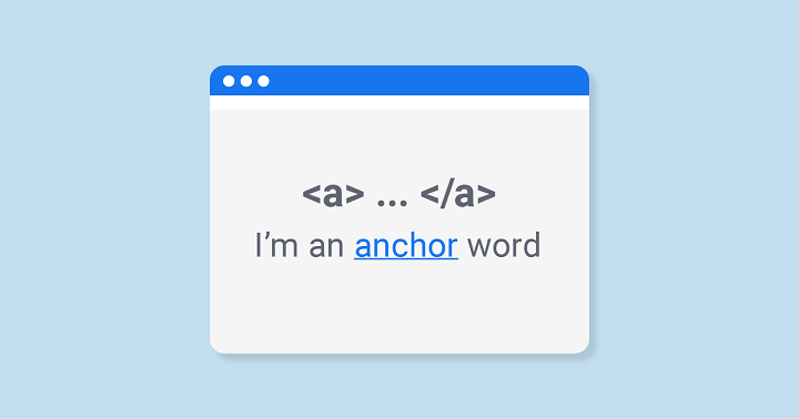 What is the role of 'Anchor Text' for Google Ranking