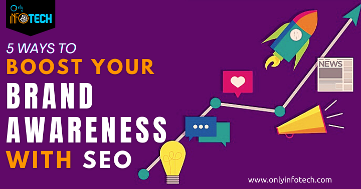 5 Ways to Boost Your Brand Awareness with SEO