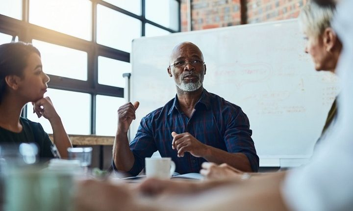 5 Habits of Leaders at the Top of the Ladder