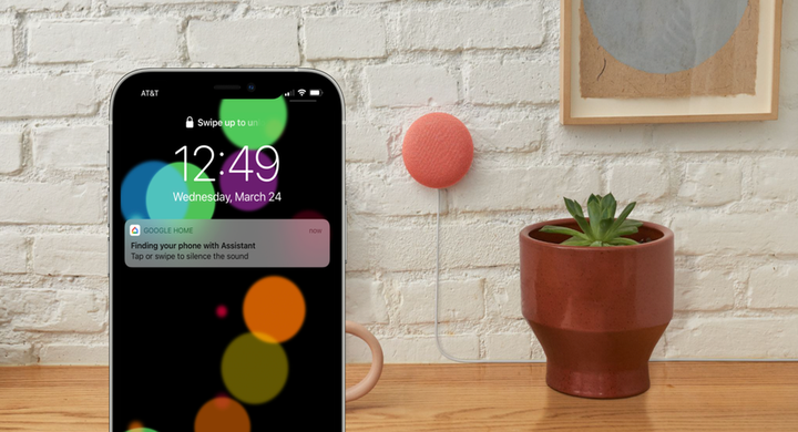 Google Assistant Can Now Help You Find Your Lost iPhone