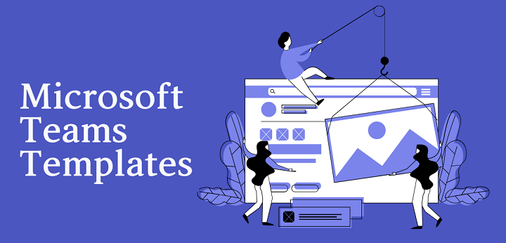 How to Create New Team With Template in Microsoft Teams