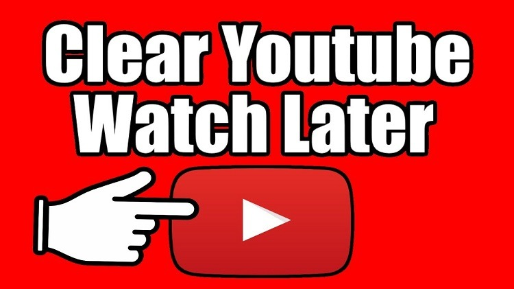 """How to Clear """"Watch Later"""" on YouTube"""