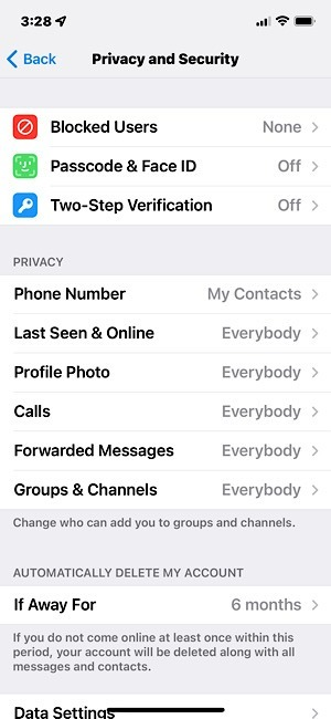 How to Set Up Passcode Lock in Telegram, ONLY infoTech