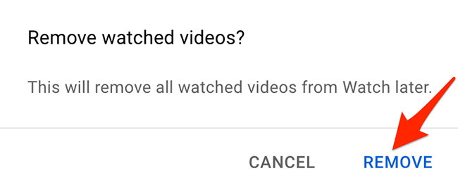 """How to Clear """"Watch Later"""" on YouTube, ONLY infoTech"""