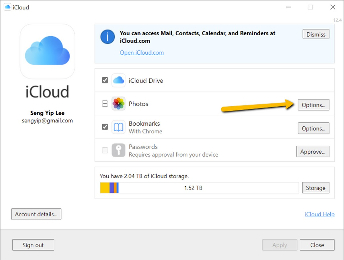How To Access iCloud Photos On Windows, ONLY infoTech
