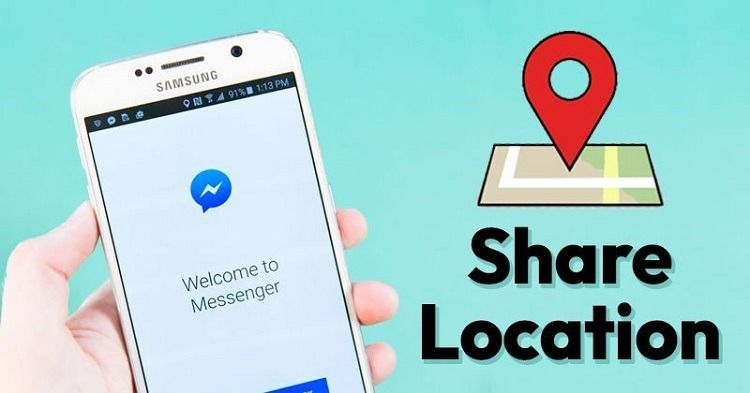 How to Share Your Location With Facebook Messenger