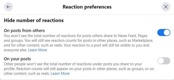 How to Hide Like Counts On Facebook Posts, ONLY infoTech