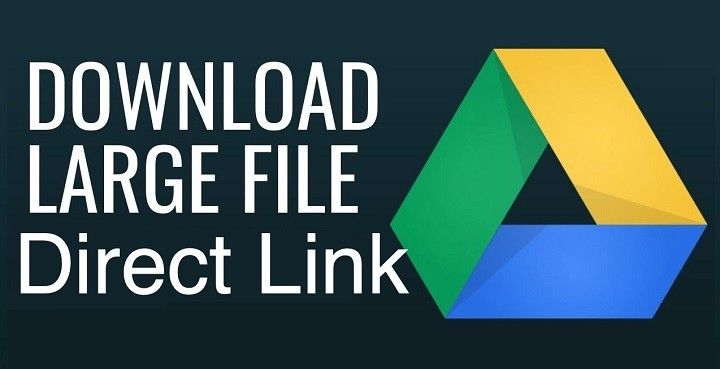 How to Make Direct Download Link for Google Drive Files